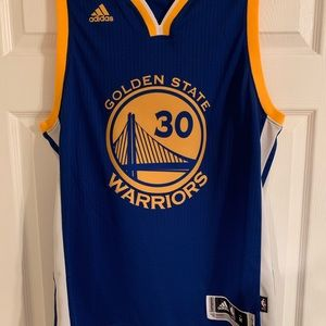 Adidas NBA Steph Curry Brand New Jersey
